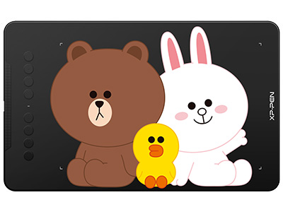Deco 01 V2<br>Edición LINE FRIENDS