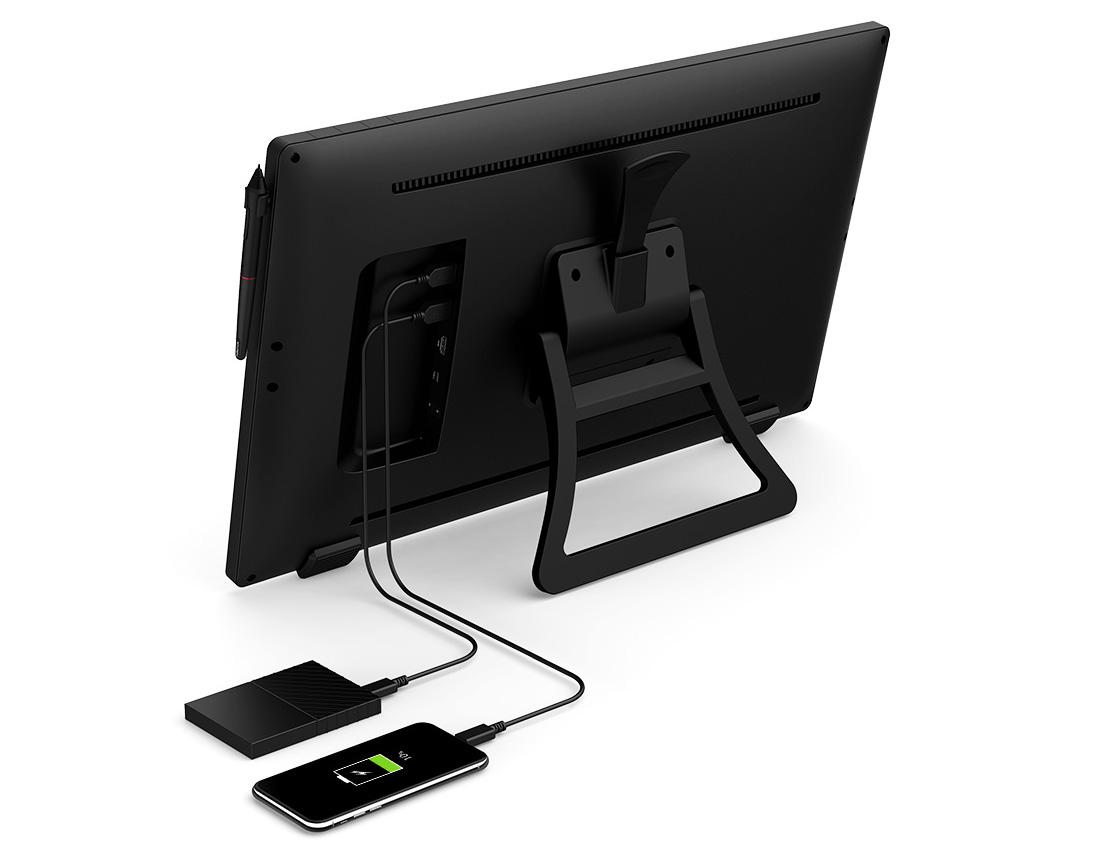 cable HDMI / VGA  y USB-C incluido con el USB Hub