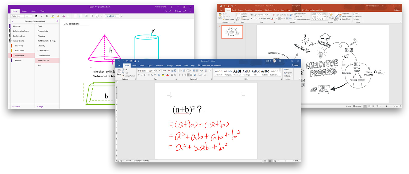 Escritura digital/listo para firmar Con tableta gráfica XP-Pen Star G960S y Star G960S Plus